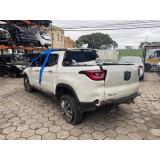 Sucata Fiat Toro 2.0 Diesel 2019 Retirada De Peças V268